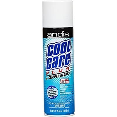 Andis Cool Care Plus Clipper Blade Cleaner
