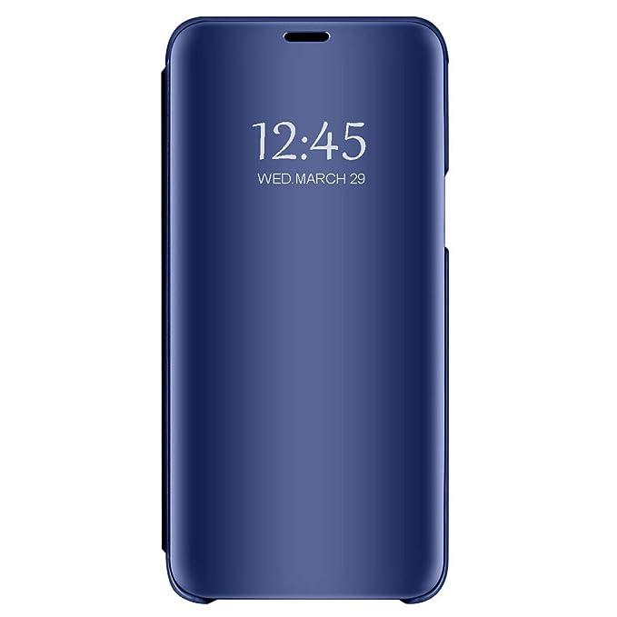 Bakicey Funda para Samsung Galaxy S8 Plus Suave Duro Mirror ...