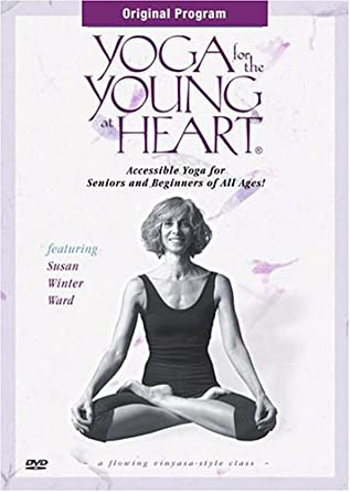 Yoga For The Young At Heart (Dvd): Amazon.es: Cine y Series TV