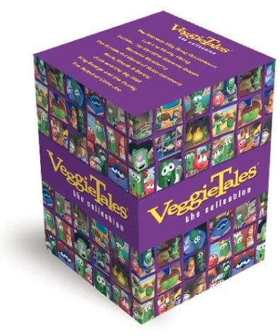 VeggieTales - The Collection (9 Titles) (Veggietales Dvd Set Collection)