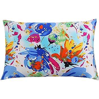 Amazon Com Yuns Luxury 100 Pure Mulberry Silk Pillowcase