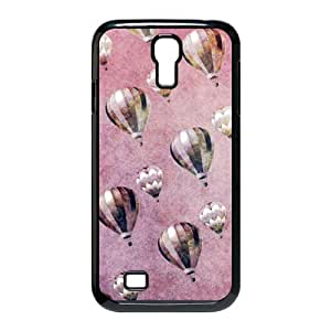 Top Quality DIY Hard Back Cover Case for SamSung Galaxy S4 I9500 - Hot Air Balloons Phone Case JZQ-902148