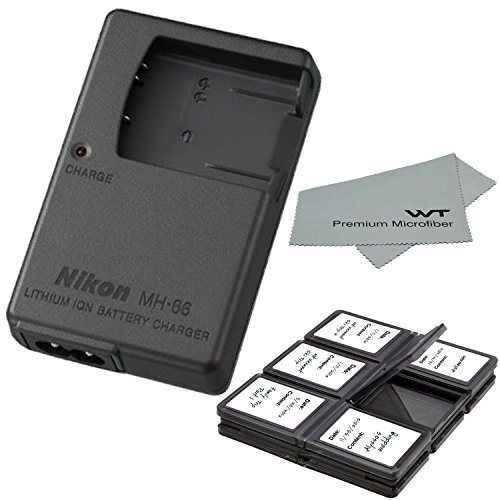 nikon-mh-66-charger-for-nikon-en-el19-li-ion-battery-compatible-with-coolpix-cameras-s100-s2500-s260