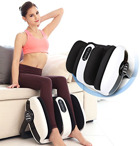 Zespa ZP1000 Double Air Leg Liner Foot Calf Massager Air Compression Rolling Massage
