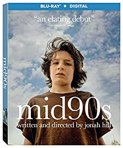 Cover Image for 'Mid90s [Blu-ray + Digital]'
