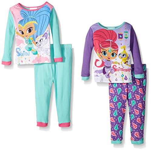 Nickelodeon Toddler Girls  4-Piece Set,
