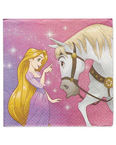 Luncheon Napkins | Disney© Rapunzel Dream Big Collection | Party Accessory]()