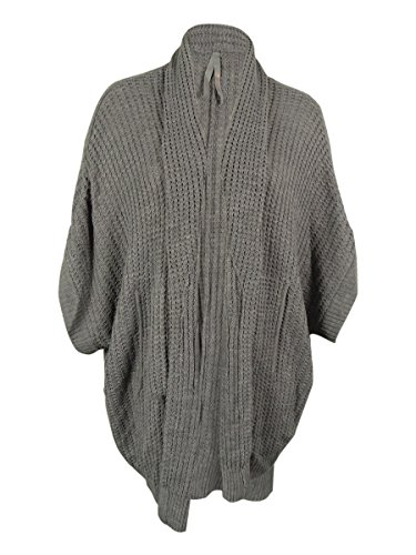 Melissa mccarthy seven7 cable knit shawl cardigan plus size 1x medhgy