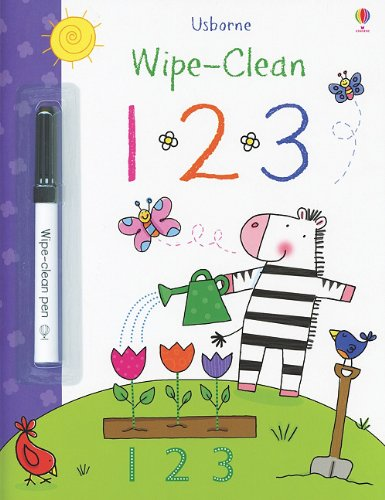 usborne coloring by number - 2