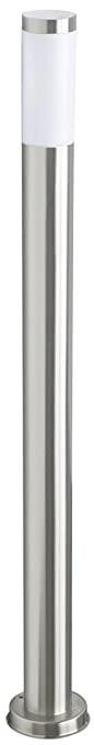 2 opinioni per LineteckLED®- E11.001.80- Palo da esterno INOSSIDABILE- Lampione basso da