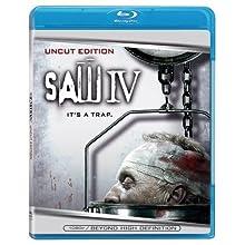 Saw IV: Uncut [Blu-ray] (2008)