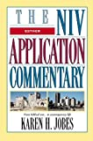 img - for Esther (The NIV Application Commentary) book / textbook / text book