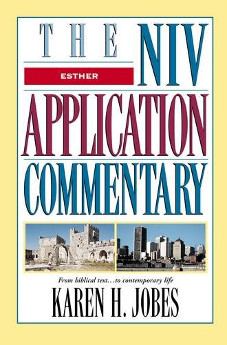 Esther (The NIV Application Commentary) PDF