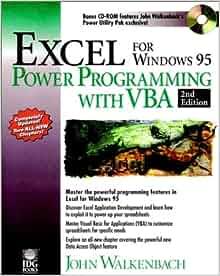 Best VBA book