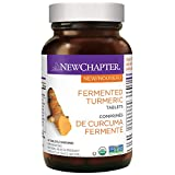 New Chapter Supplement - Fermented Turmeric Tablet for Brain, Heart and Inflammation Support