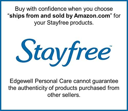 Stayfree Ultra Thin Overnight Pads with Wings, For Women, Reliable Protection and Absorbency of Feminine Moisture, Leaks and Periods, 40 depend - Pack of three