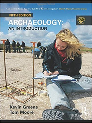 Book Archaeology: An Introduction by Kevin Greene (2010-07-10)