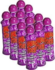 One Dozen 3oz Dabbin' Fever Purple Bingo Da