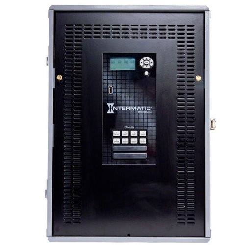 (Intermatic ET91215CR 30A 120-277V SPDT 365-Day Astronomic Energy Control With Type 3R Steel Enclosure)
