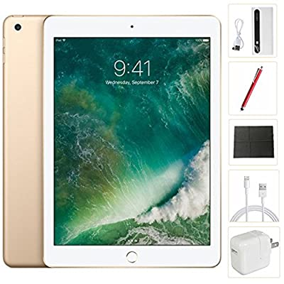 Apple iPad WIFI ???2017 model - 9.7 inch?? - 32GB? + Einstart Accessories Bundle