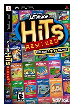 Activision Hits Remixed - Sony PSP