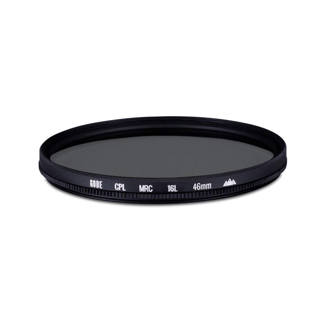 Lens Filter 3Peak Gobe 52mm Circular Polarizing CPL