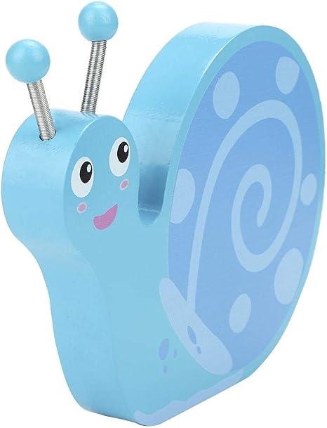 Caja de dientes de bebé Caracol personalizado Forma de dibujos ...