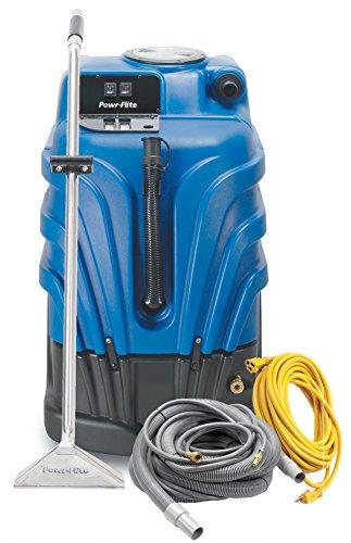 Powr-Flite PFX1070SP Carpet Extractor Starter Pack, 10 gal Capacity (Carpet Flite Powr Extractor)
