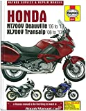 H5541 Honda NT700V Deauville & XL700 Transalp Repair Manual
