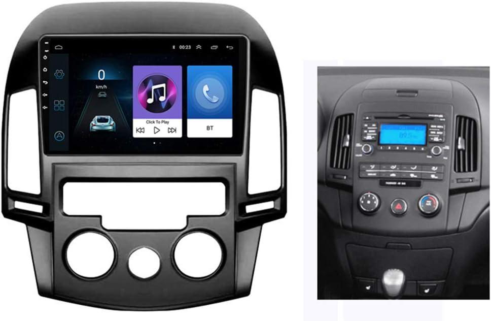 Gokiu Android 8 1 Auto Stereo Multimedia Player Mit 9 Zoll Touchscreen Für Hyundai I30 2006 2011 Mit Gps Navigation Unterstützt Mirror Link Lenkradkontrolle Mc 4g Wifi 1 16gb Sport Freizeit
