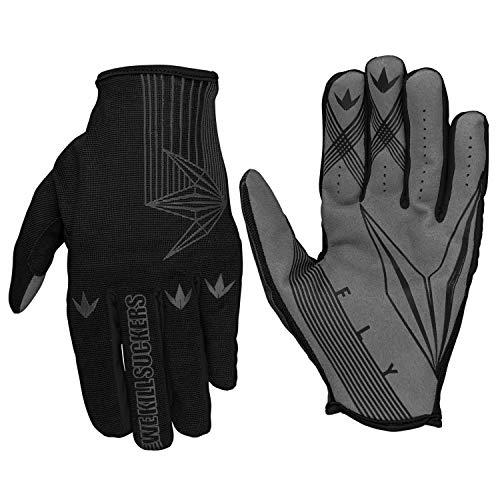 Bunker Kings Featherlite Fly Paintball Gloves - Black ()