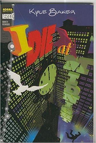 Coleccion Vertigo numero 256: Morire a medianoche: Amazon.es: Kyle Baker: Libros