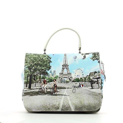 Multicolor With Handbag Ynot Flap Yesbag qIxTw