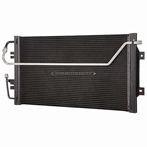 A/C AC Air Conditioning Condenser For Chevy Astro & GMC Safari 1995-2005 - BuyAutoParts 60-60027N -