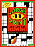 Large Print Crosswords Challenge Series, , 0762406917
