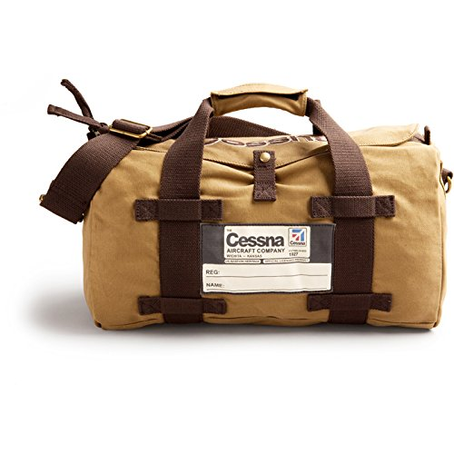Cessna Vintage Stow Bag - Accessories Electronics Aviation