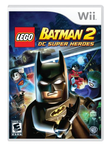 LEGOBatman2: DC Super Heroes - Nintendo - Movie Wii Nintendo