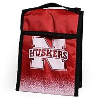 Nebraska Gradient Velcro Lunch Bag