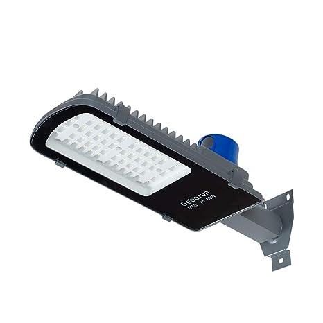 Amazon.com: Gebosun - Luz LED de seguridad para exteriores ...