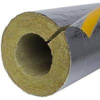 28 m buisisolatie aluminium 20 x 22 mm buis schaal isolatie isolatie verwarming steenwol