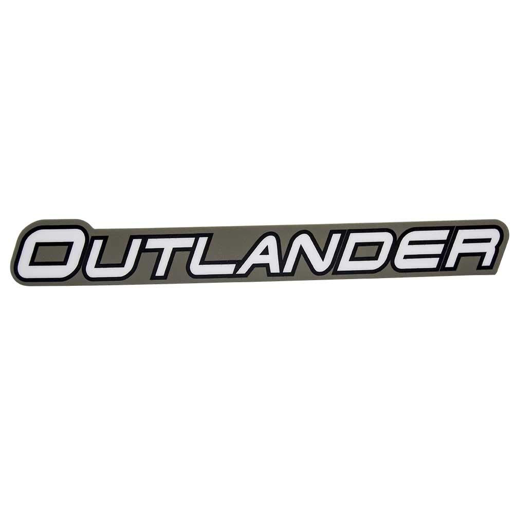 Can-Am 2013-2014 Outlander Max 800R Outlander Max 650 Front Side Decal Outlander 704903096 New Oem