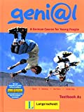 img - for Genial A1: A German Course for Young People (German Edition) by Hermann Funk (2002-11-04) book / textbook / text book