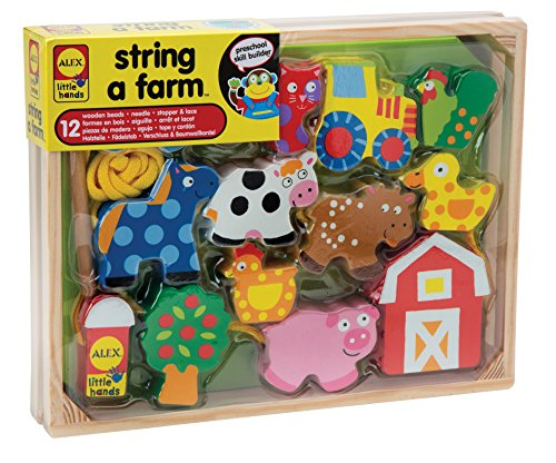 wooden toys for 2 year old - 7