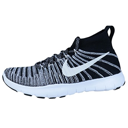 da Flyknit Black Nike Free Ginnastica Grey Force Uomo Train Scarpe White nIqSqYwC