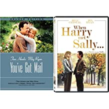 When Harry Met Sally & You've Got Mail Deluxe Edition DVD movie Set 2 pack collection