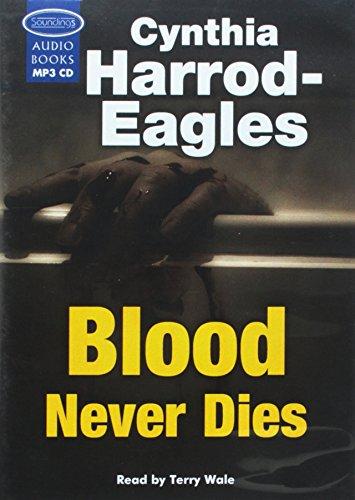 Slider Mp3 - Blood Never Dies (Bill Slider Mysteries)