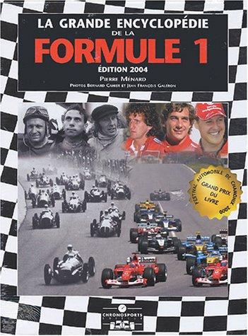 La Grande Encyclopédie de la Formule 1, coffret 2 volumes