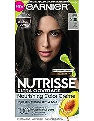Garnier Nutrisse Ultra Coverage Hair Color, Deep Soft...