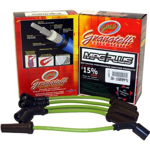 Granatelli Motor Sports 36-1952MPG JK 3.8L PLUGWIRES GRANATELLI MPG/PLUS WIRES