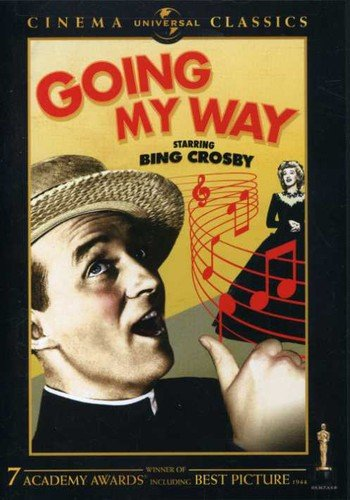 Going My Way Bing Crosby Barry Fitzgerald Mark McHugh Jr. Ted Haines